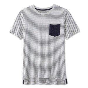 *5/$20*NWT Route 66 Mens 4XL Pocket TShirt Striped